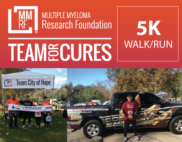 5K Walk/Run for the CURE