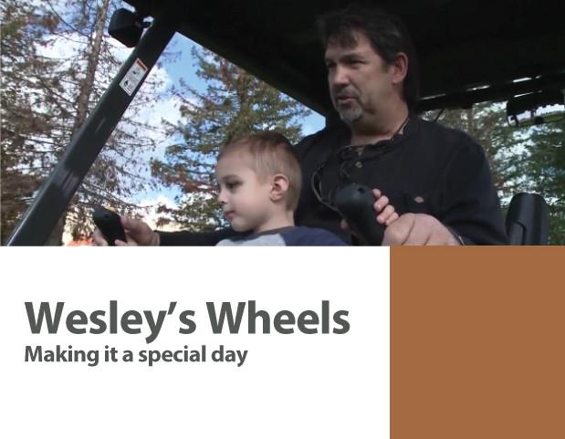 Wesley's Wheels