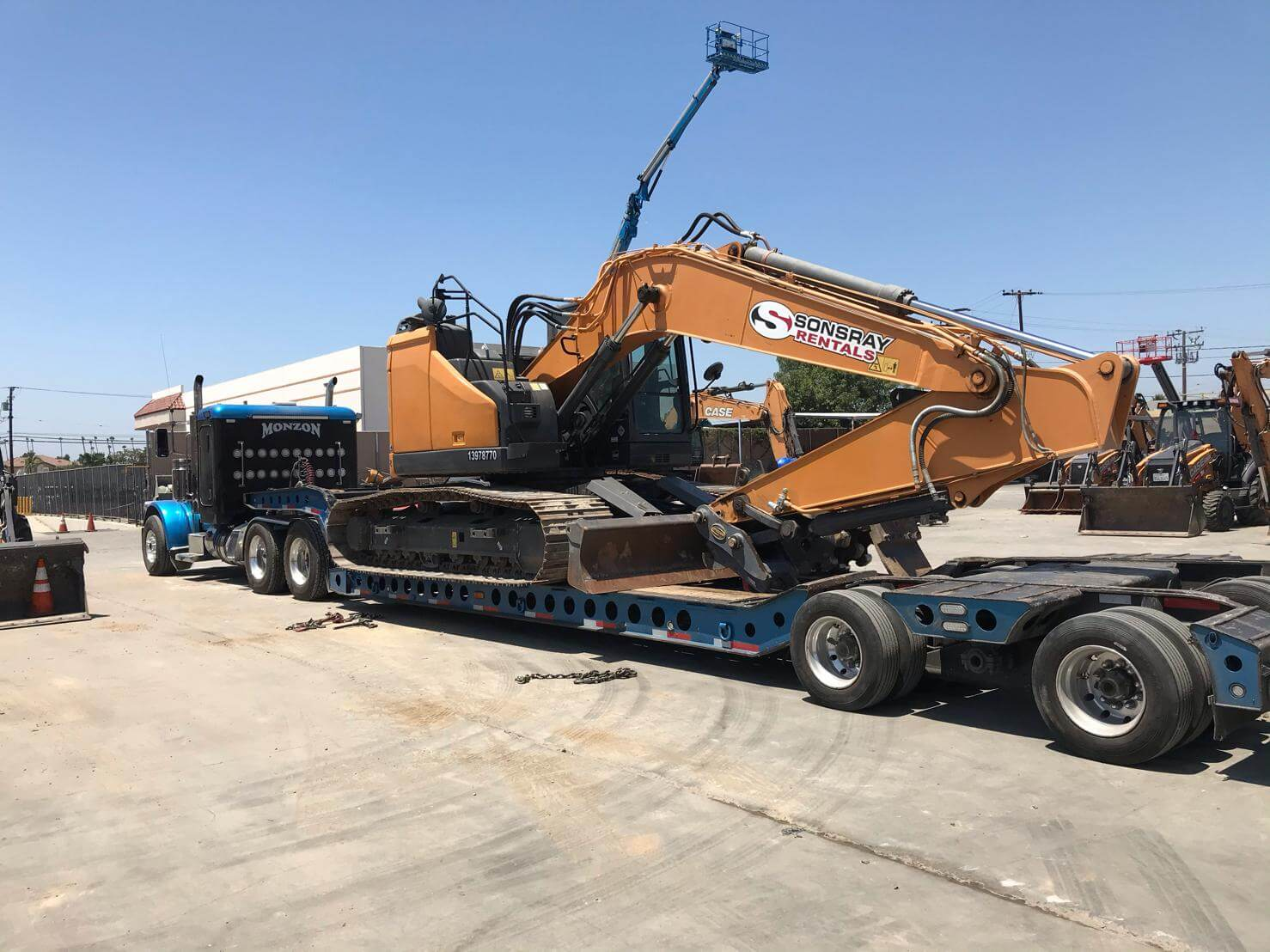 The Difference Between Renting Heavy Equipment and Leasing