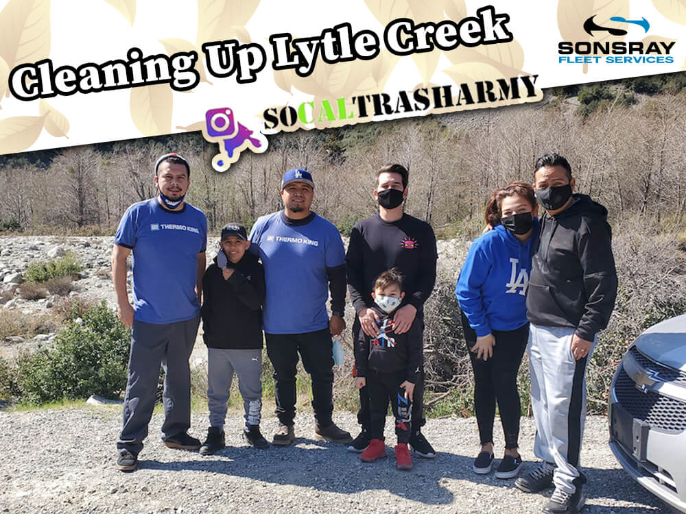 Cleaning Up Lytle Creek